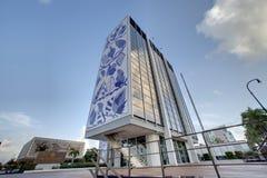 Yttersida av nationell ung konstfundamentbyggnad/Bacardi honom Royaltyfria Foton