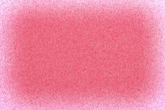 Yttersida av rosa färgsvampen Arkivfoton