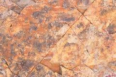 Yttersida av stenen Royaltyfri Bild