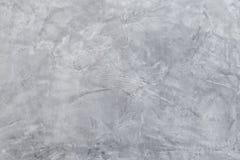 Yttersida för cement för Grey Concrete Texture bakgrund gammal Royaltyfri Fotografi