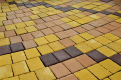 Yttersida för cementbetong. Royaltyfri Bild