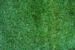 Yttersida för grönt gräs Arkivbilder