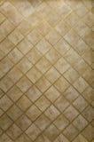 Yttersida för keramisk tegelplatta Royaltyfri Bild