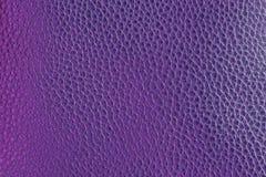Yttersida för lädertexturbakgrund Fotografering för Bildbyråer