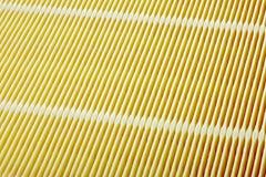 Yttersida för luftfilter Arkivfoto