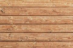 Yttersida för vägg för White Pine plankakoja - detalj Arkivfoto