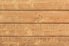 Yttersida för vägg för White Pine plankakoja - detalj Royaltyfri Foto