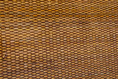 Yttersida för gnäggande för textur för väv för modellnaturbakgrund för materiell textur för möblemang Arkivfoto