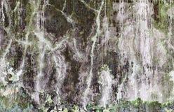 Yttersida med abstrakt fläckar och sprickor Royaltyfri Bild