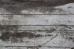 Yttersida som eroderas vid tid, gammalt trä arkivbilder