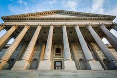 Yttersidan av den södra Carolina State House i Columbia, Sout Fotografering för Bildbyråer