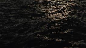 Yttersidan av ett stormigt hav vektor illustrationer