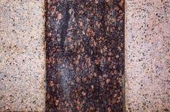 Yttersidan av marmorn Royaltyfri Bild