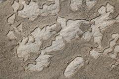 Yttersidan av sanden Royaltyfri Bild