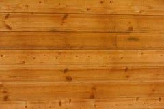 Yttersidan av träbräden, plankor Textur av naturligt trä som målas med färg, ljus - brun färg close upp vektor illustrationer