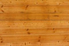Yttersidan av träbräden, plankor Textur av naturligt trä som målas med färg, ljus - brun färg close upp royaltyfri illustrationer