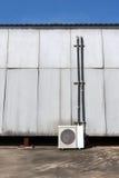 Yttre airconditioningenhet Royaltyfri Foto