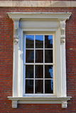Yttre fönster för Victorian Arkivbild