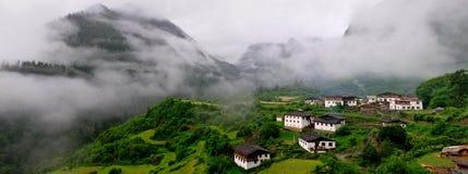 Yu-Beng villages royalty free stock image