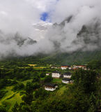 Yu-Beng villages Royalty Free Stock Photography