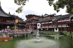 Yu Garden, Shanghai Stock Photo