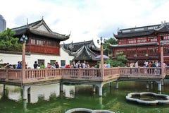 Yu Garden, Shanghai Royalty Free Stock Photography