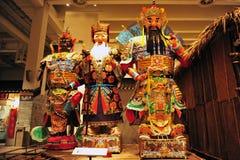 Yu Lan Jie royaltyfria foton
