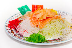 Yu-Sheng or Lo-Hei Royalty Free Stock Photos