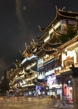 Yu Yuan Garden Shopping Stock Photos