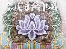 Yuan Royalty Free Stock Photo