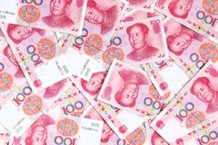 Yuan Fotografia de Stock Royalty Free