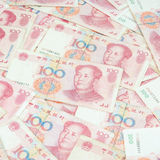 100 Yuan Lizenzfreie Stockfotos