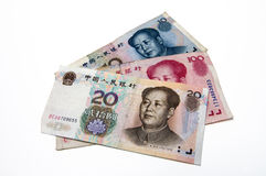 Yuan Royalty Free Stock Images