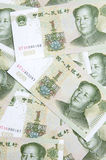 Yuan bank note Royalty Free Stock Photos