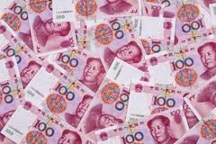 Yuan chinês Imagens de Stock Royalty Free