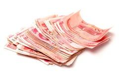 100 yuan Stock Photography