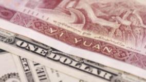 Yuan chino almacen de video