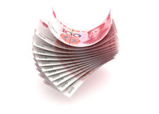 Yuan Currency Immagini Stock
