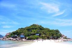 Yuan di Koh Nang, isola di yuan di Nang Fotografie Stock
