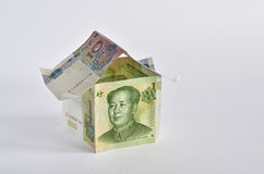 Yuan house Royalty Free Stock Images