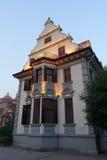 Yuan Mansion, Tianjin China Royalty-vrije Stock Foto's