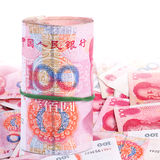 Yuan notes. China Currency Royalty Free Stock Image