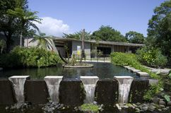 Yuan Sen Applied Botanical Garden Taitung Royalty-vrije Stock Fotografie