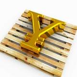 Yuan Symbol Stock Images