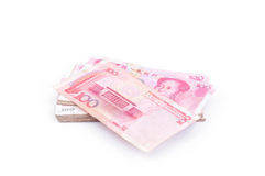 100 Yuan Stock Photography