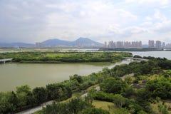 Yuanboyuan park Obraz Stock