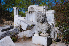 Yuanmingyuan Park Stock Photo