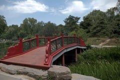 Yuanmingyuan Park, Beijing, China Royalty Free Stock Images