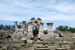 Yuanmingyuan Ruins Stock Image