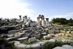 Yuanmingyuan Ruins Park Royalty Free Stock Photography